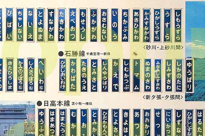 北海道駅名