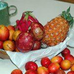 石垣から南国フルーツ