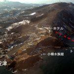 小樽 祝津周辺を空から見た写真