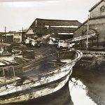 小樽運河もD51も、昭和40年代の写真です