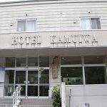 ホテル神居岩の温泉卓球ではカミワザがでる・・留萌その2