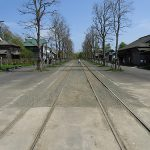 フジテレビ『逃走中』は北海道開拓の村が舞台だったよ。