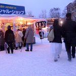 さっぽろ雪祭りの大通り会場 2014はいかが