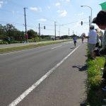 2014北海道マラソン 時間切れの選手たち