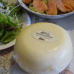北海道LOVE! AFくらぶゴーダチーズはまろやかな口当たり