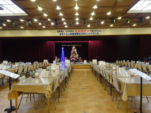 定山渓ホテル食堂