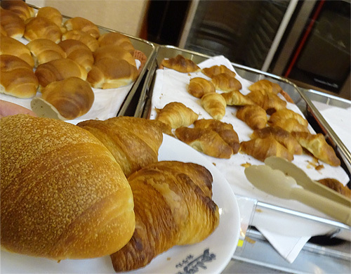 定山渓ホテル朝食
