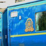 北斗星のディゼル機関車ミャンマーに旅立ち