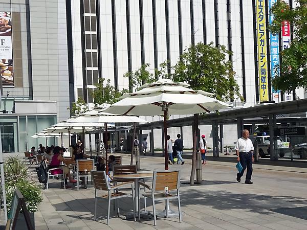 札駅エキヒロカフェ