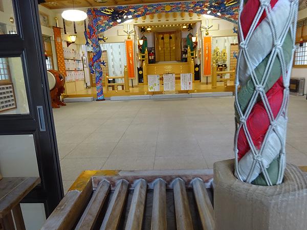 手稲神社祭り