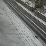 2016冬の札幌は気温が高めで積雪量も多め