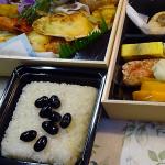 北海道の法要では黒飯です