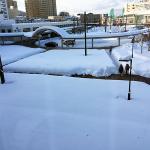 大雪で変わるのは景色ばかりではない