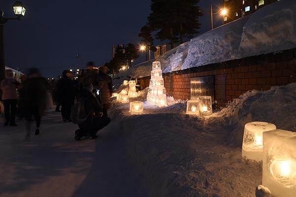 小樽雪明かり