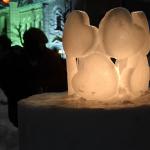 2017『小樽雪あかり19』手宮会場は、灯りとお餅でほっこり