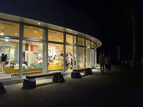 藻岩山から見る札幌の夜景にワー!モーリスカーにワー!
