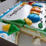 コストコのケーキは安くて美味しい40人分のビッグサイズ