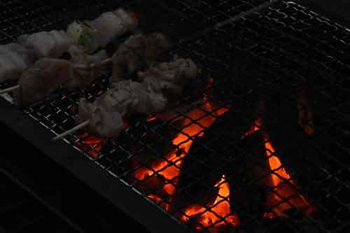 炭火焼きが美味しい理由は焼く相手を震わせる遠赤外線効果