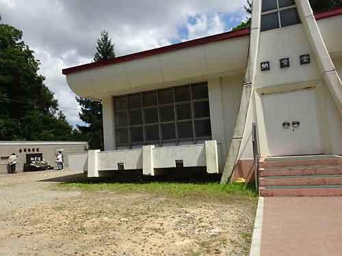 札幌市平岸霊園合同納骨塚、設備を増やして遺骨受入れを再開中