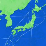 台風が日本列島を通る理由は日本列島がここにあるから