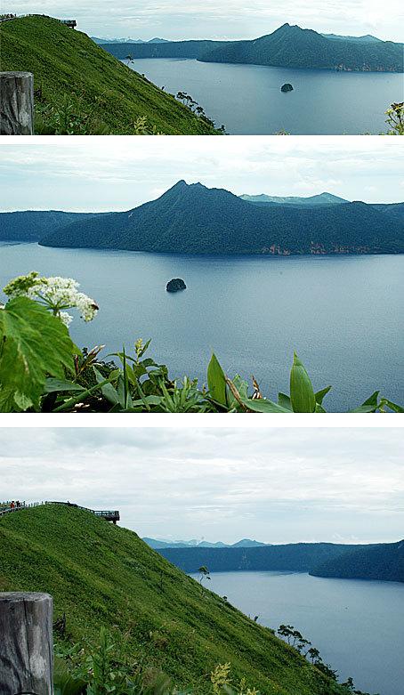 摩周湖には巨大化したザリガニ達が住んでいる?