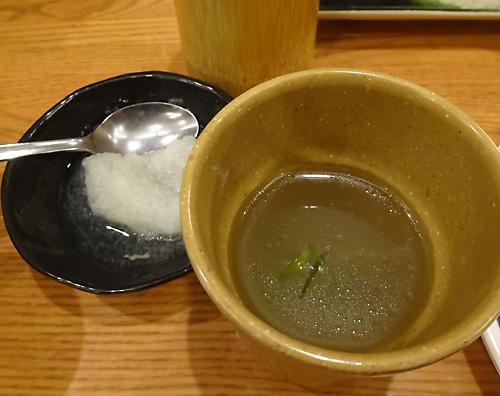 串鳥手稲店 スープ