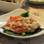 鮭の飯寿司 材料を3つに分ける簡単な作り方