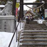 手稲神社の神様は教えてくれない初詣