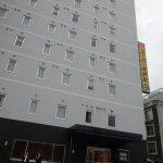 今どきのビジネスホテルは天然温泉にイオン水スーパーホテル三原駅前