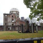 原爆ドームが崩壊しなかったのは爆心地のすぐ下にあったから
