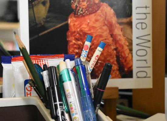 札幌オリンピック 記念鉛筆
