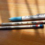 ヤクルトの景品?1972年 札幌冬季オリンピックの鉛筆