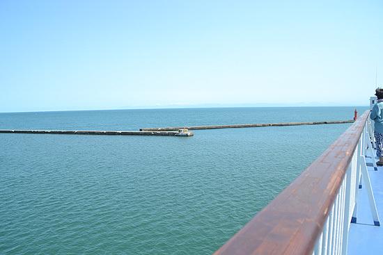 小樽 北防波堤