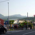 札幌真夏日、手稲山の雪はあとちょびっとで消滅