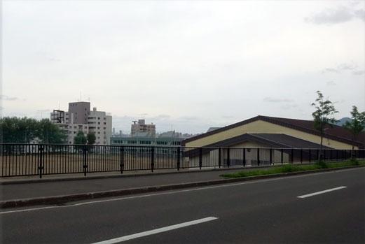 手稲中学校
