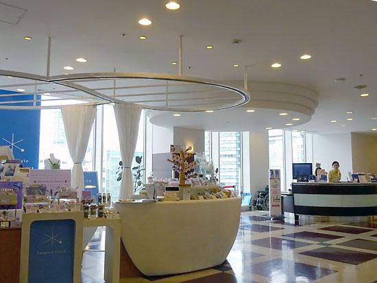 札幌JRタワー展望室 6階フロア