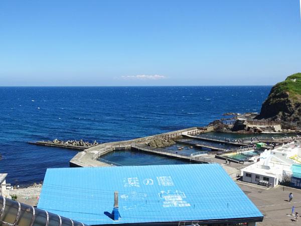 小樽 祝津の海