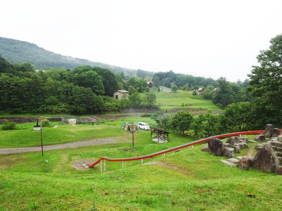 エルム高原 キャンプ場