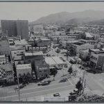 平成2年と12年の手稲駅周辺の昔と今の写真