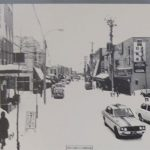1977年の手稲本町(札幌)の写真