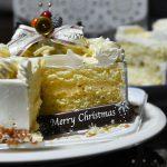 セイコーマートで進化したバタークリームのクリスマスケーキを買う