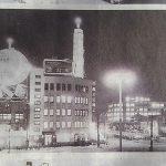 60年前は11キロ離れた札幌駅の地球儀が見えていた