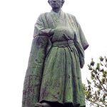 桂浜の駐車場の無料時間で龍馬像を見る(四国の旅10)