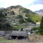 祖谷の里は天空の落合集落(四国の旅17)