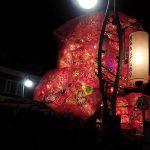 沼田町のあんどん祭り見てきました