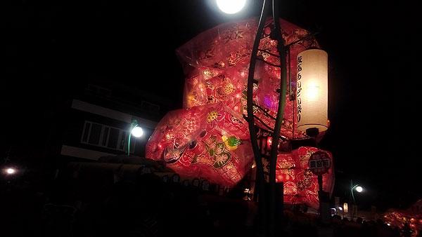 沼田 あんどん祭り